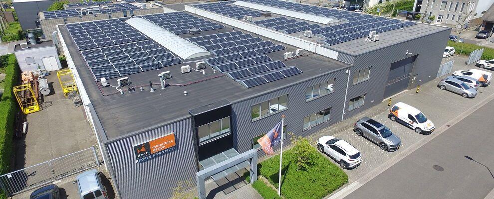 HAAN Investeert in duurzaam gebouw